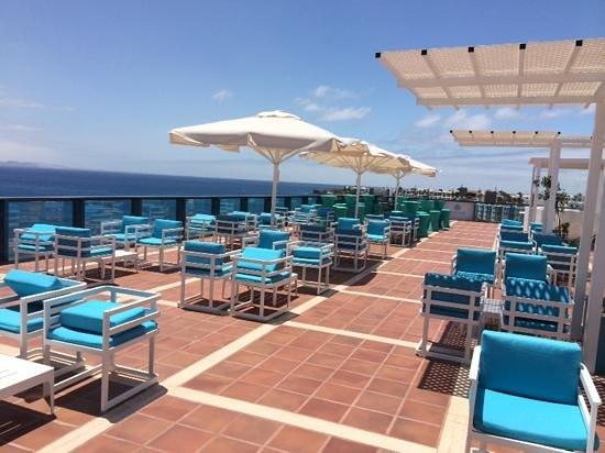 Sandos Papagayo Beach Resort: Terraza Royal Elite