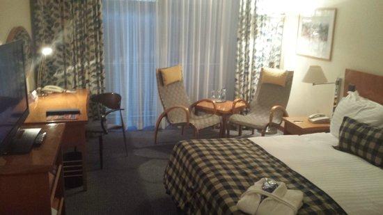 Radisson Blu Centrum Hotel Warszawa : room