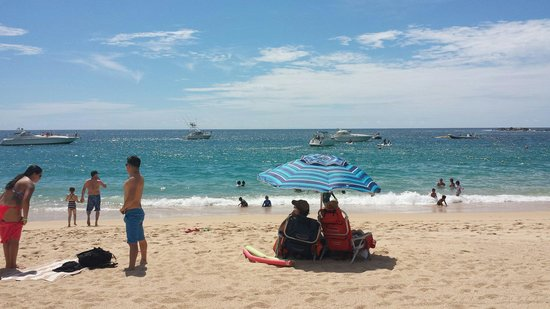 Chileno Beach : Una hermosa playa