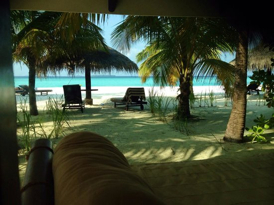 Kihaa Maldives: View of paradise.