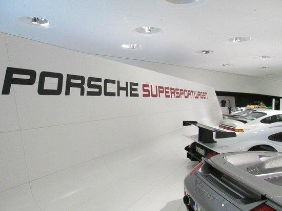 Porsche-Museum: Musée