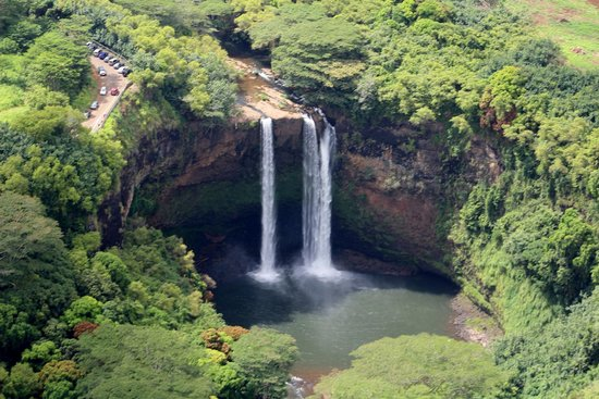 Jack Harter Helicopters - Tours: Great falls