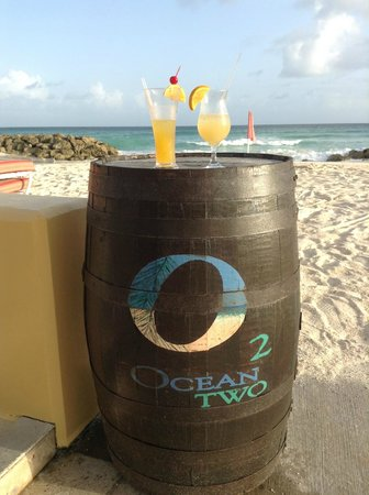 Ocean Two Resort & Residences: delicious cocktails
