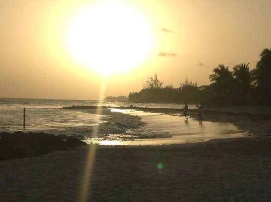 Ocean Two Resort & Residences: sunset
