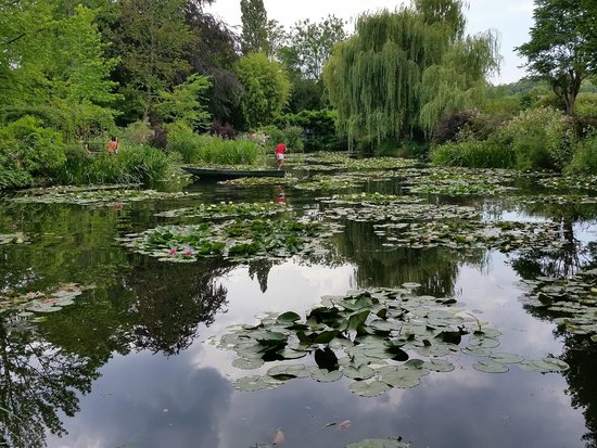 Maison et jardins de Claude Monet : Lilly pond