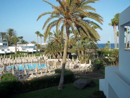 ClubHotel Riu Paraiso Lanzarote Resort: vista camera