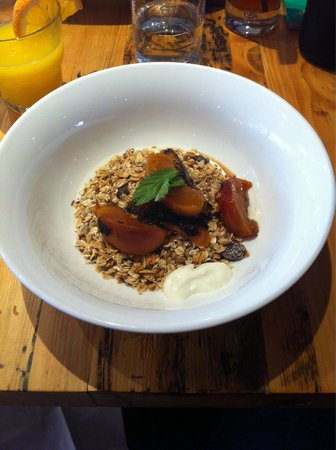 Sel Gras Restaurant: Brunch