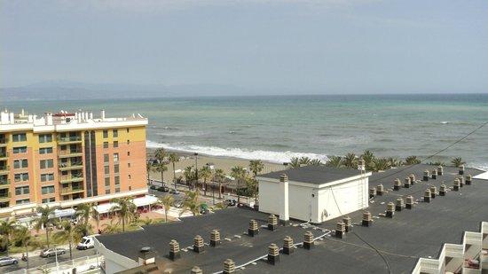 Bajondillo Apartments: Вид с балкона номера