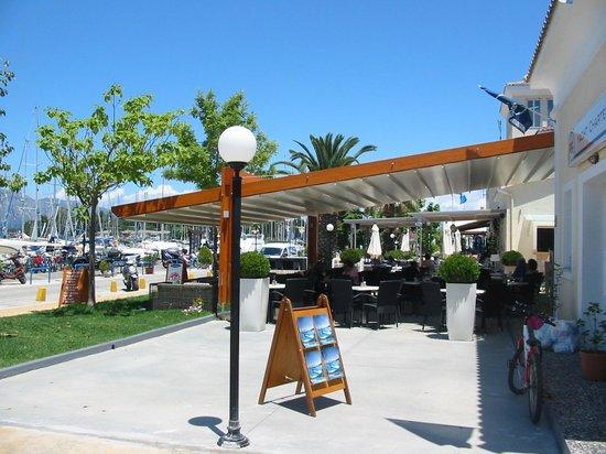 Kontokali Bay Resort and Spa: Local marina