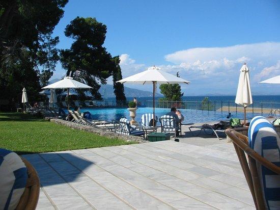 Kontokali Bay Resort and Spa: Hotel pool