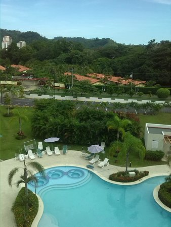 Jaco Bay Resort Condominium: Jaco Bay view