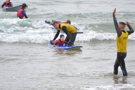 Alive surf school Aug 14