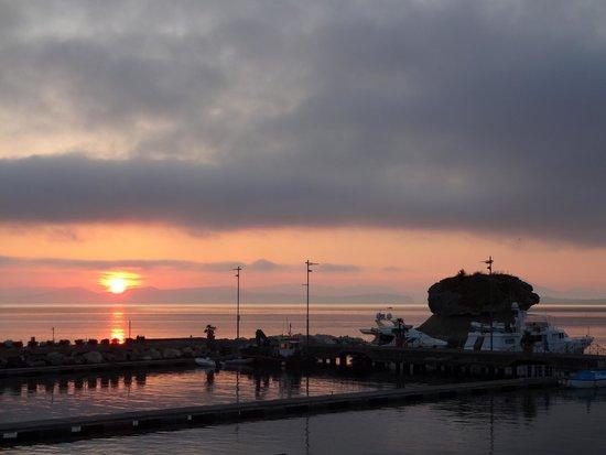 La Sirenella : Вид из окна