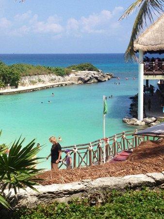 Occidental at  Xcaret Destination: Lagoon