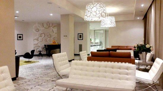 Ariston Hotel: Hall dell'albergo