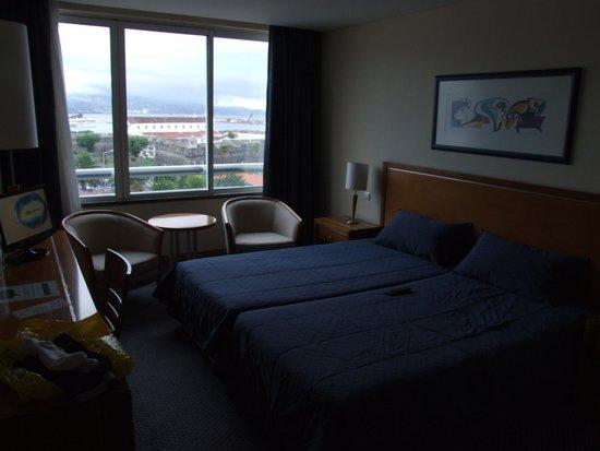Vila Nova Hotel: double room