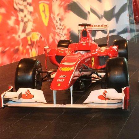 Ferrari World Abu Dhabi: Ferrari Formula 1