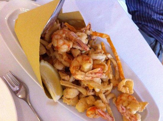L'Orba Canocia : Il fritto è delizioso!!!