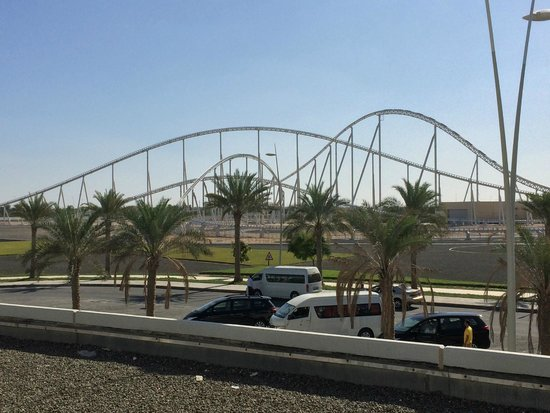 World's Fastest Roller Coaster - Ferrari World Abu Dhabi