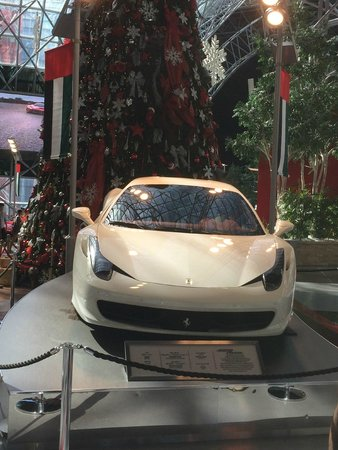 Ferrari World Abu Dhabi: 1