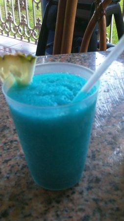 Hotel Riu Playacar: blue ocean