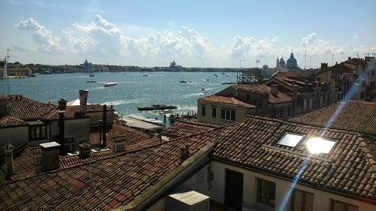 Bed & Venice : Zicht vanop het dakterras