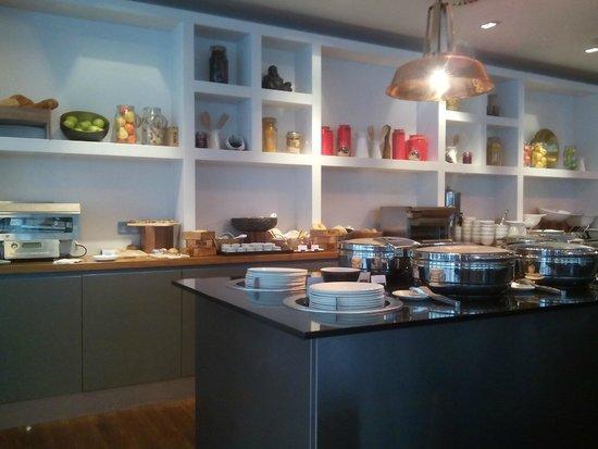 The Spencer Hotel Dublin IFSC: Breakfast Buffet