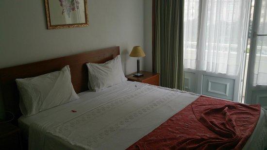 Vera Cruz Porto Hotel: Habitación doble superior