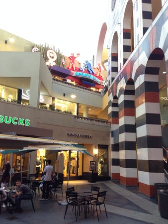 Westfield Horton Plaza : Horton Plaza