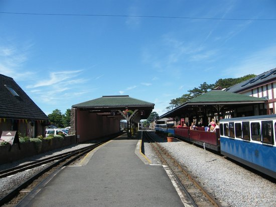 Ravenglass and Eskdale Railway: Ravenglass station