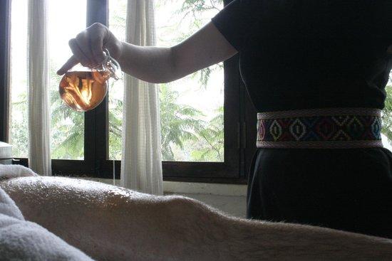 Las Cumbres Eco-Sauna y Gastronomía: Masajes Relajantes
