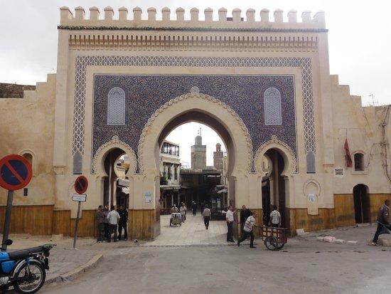 Médina de Meknès : una puerta de entrada a la medina