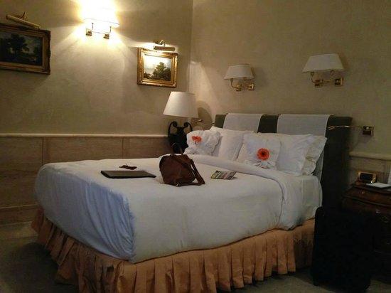 Barocco Hotel: Bedroom