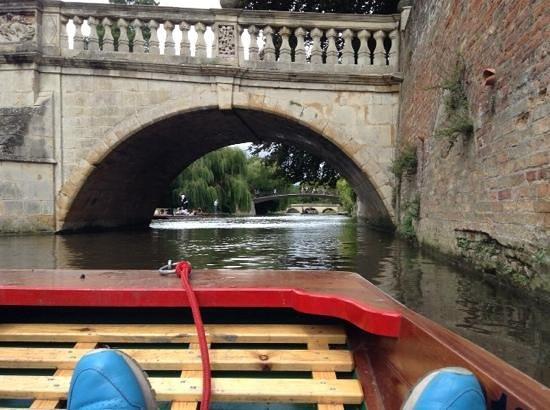 The River Cam: Cam River Punting