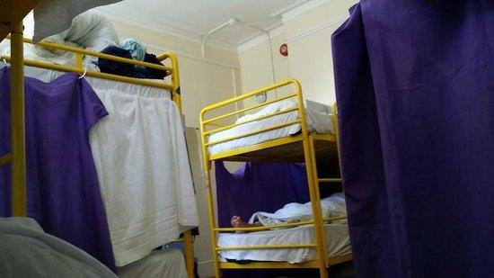 Travel Joy Hostels Chelsea: Habitación para compartir
