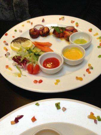 Gurkha Kitchen: Achari Khumb