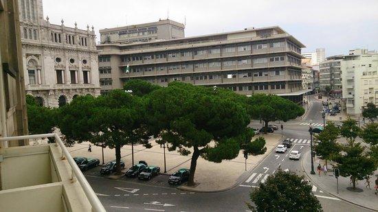 Vera Cruz Porto Hotel: Vista desde la terraza de la habitación