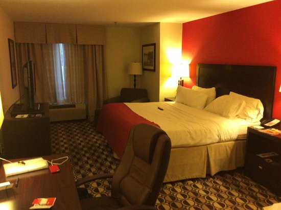 Holiday Inn St. Louis-Fairview Heights: King Room
