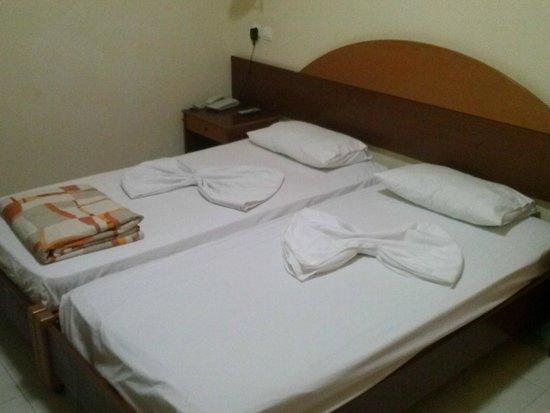 Marathon Hotel : ottima la cura dei dettagli da parte del personale dell'albergo