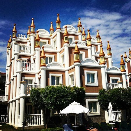 Kamelya Selin Hotel: Номер