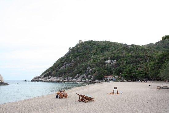 Montalay Beach Resort: La plage