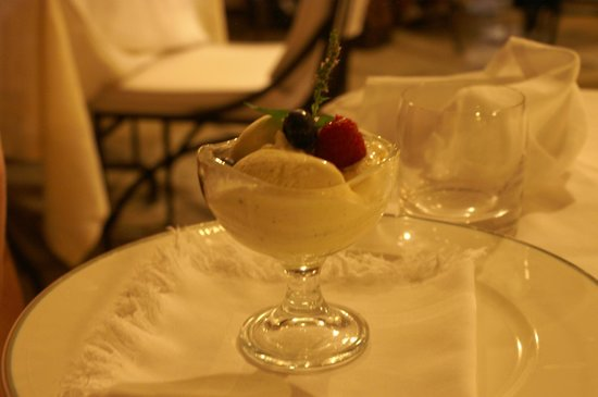 Hotel Palazzo Murat: The Ice Cream