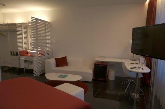Hotel Porta Fira: Chambre