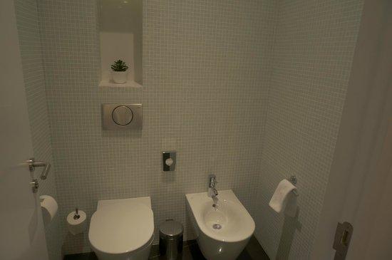 Hotel Porta Fira: Toilettes
