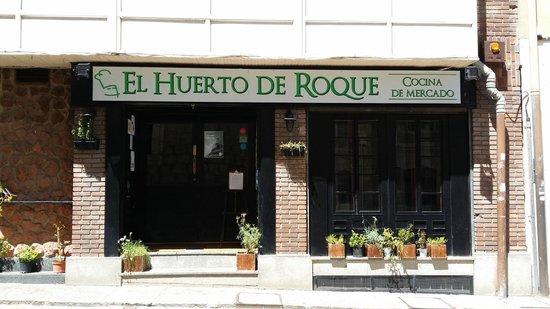 Fachada -  El Huerto de Roque