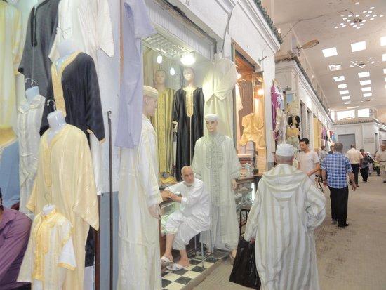 Médina de Fès : un sector de La Medina