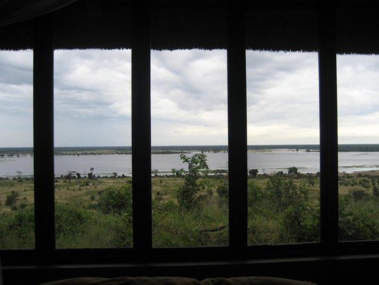 Ngoma Safari Lodge: Room view