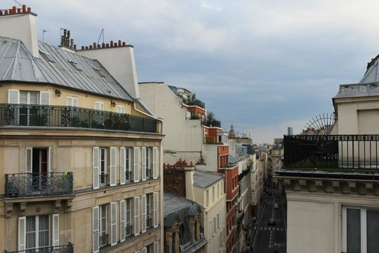 Hotel Joséphine by HappyCulture : our rooftop view from our room!! so cool!!