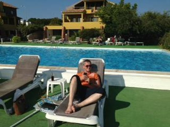 Villa Valmar: pool