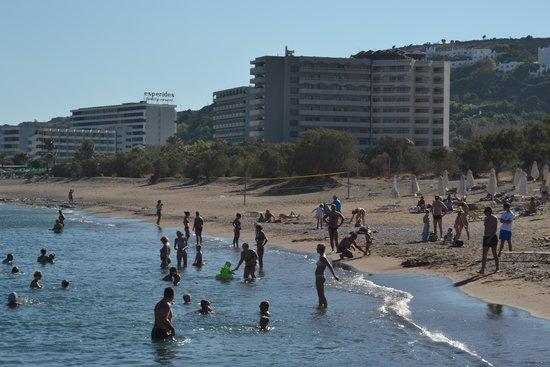 Amada Colossos Resort - TEMPORARILY CLOSED: hotel from beach